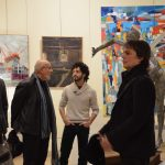 Vernissage 151e salon de Versailles
