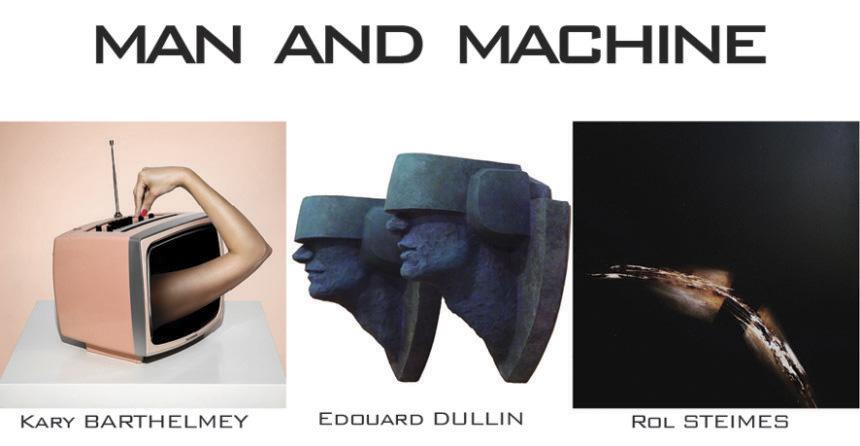 Man and Machine : Barthelmey, Dullin, Steimes