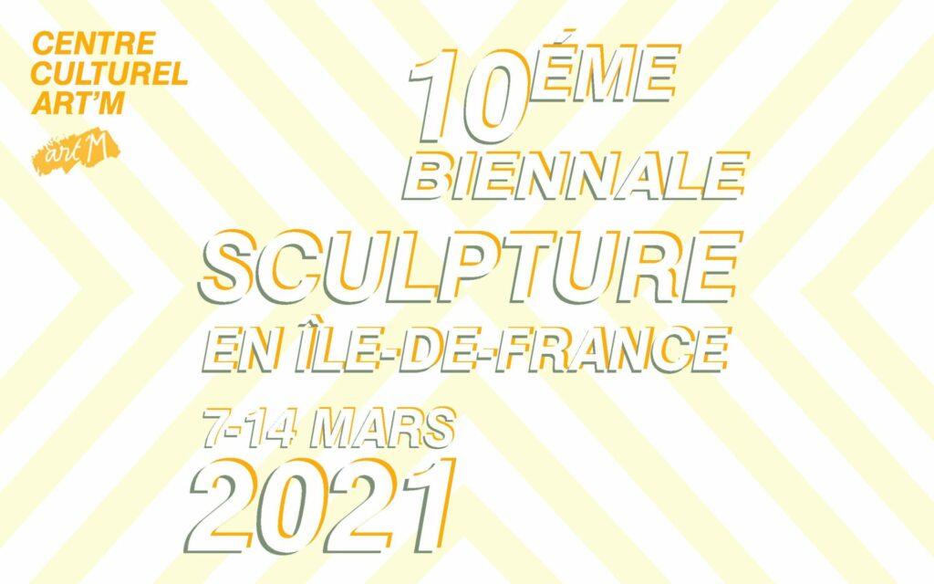 10e biennale scupture 2021 Art-M Montmagny